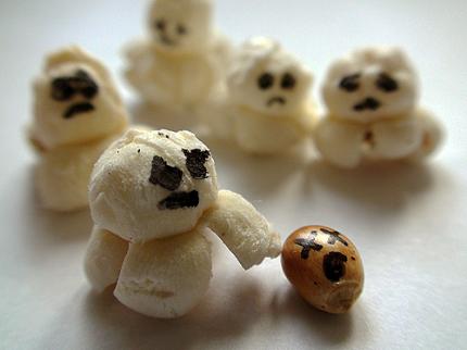 sad popcorn